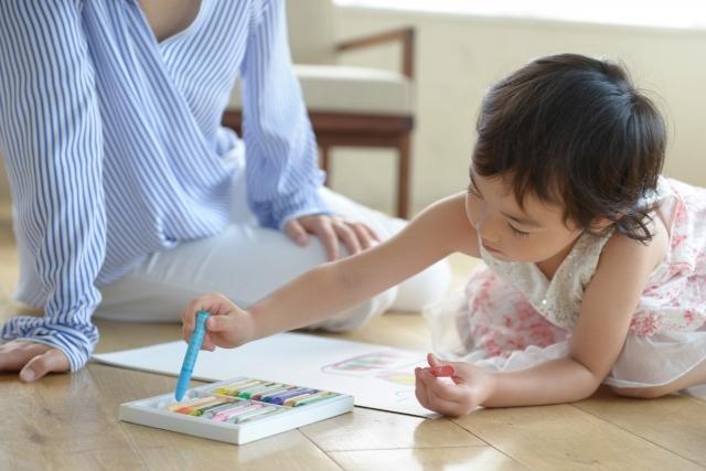 この手が有ったか!? 簡単!親子で制作手作り絵本