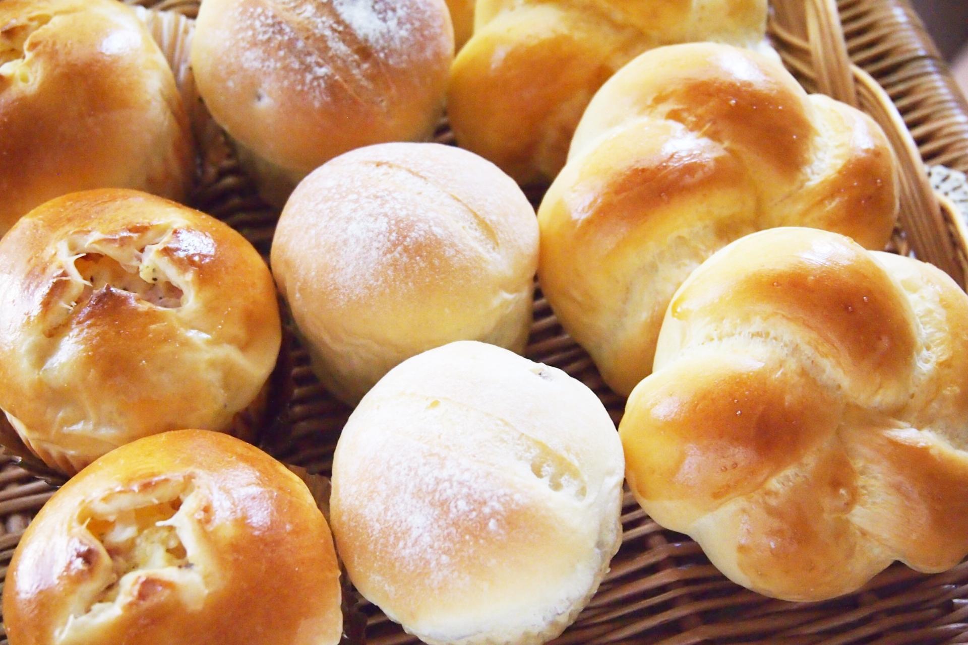 話題沸騰!!天然酵母のパン屋さん『芒種』について知りたい!!