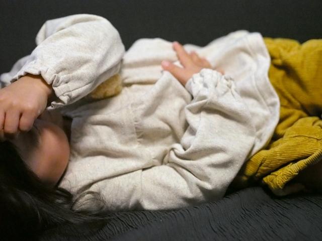 突然の子供の寒気・吐き気・腹痛 これが原因?