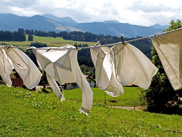 ストップ!コットン100%を普通に洗濯しようとしていませんか?