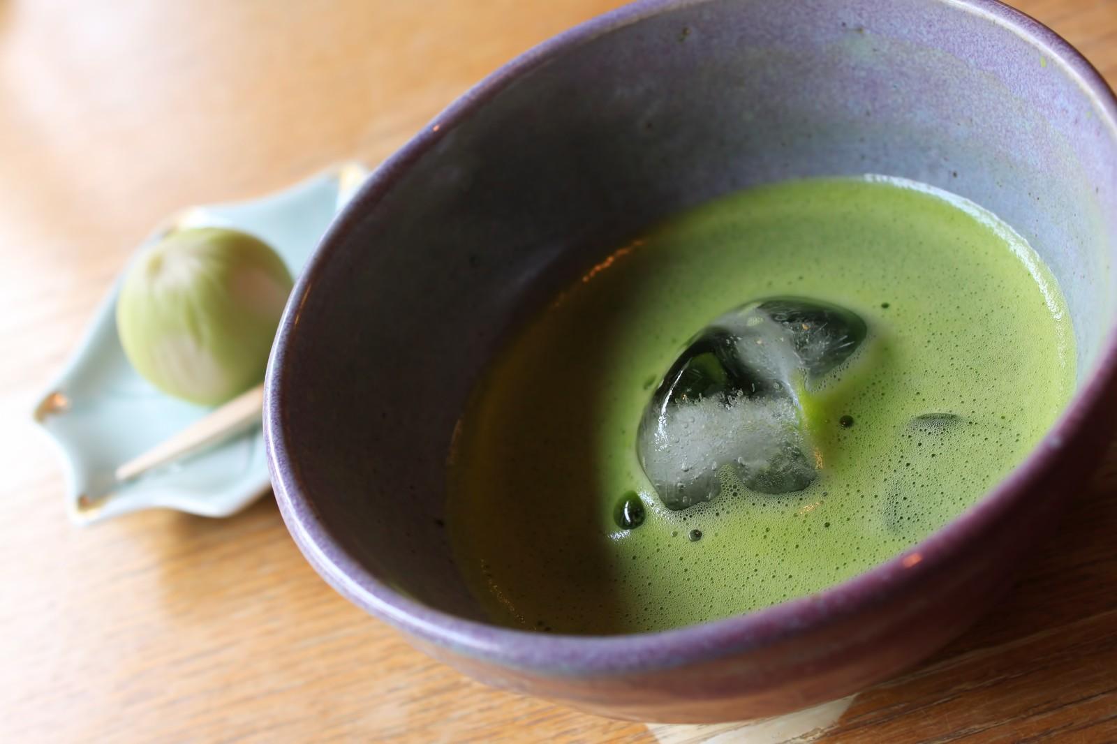 今や大人気!並んでも食べたい抹茶フォンデュが素敵すぎる京都のお店