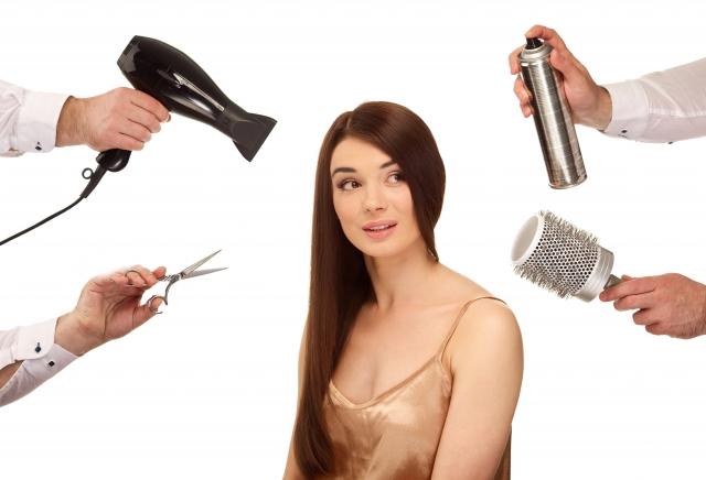 洗い流さないヘアトリートメント!あなたはどっち?オイルとミスト