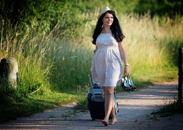 快適な旅行を楽しむ為の女子に人気の便利グッズを紹介