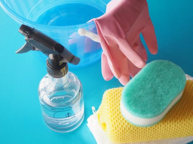 お風呂やトイレの水回りに!オススメな楽ちん掃除グッズを紹介