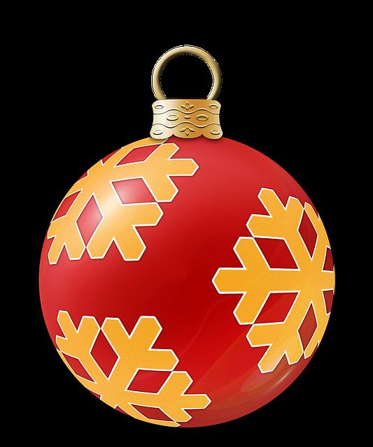 実は簡単に手作り出来る!クリスマスリースに飾るオーナメントボール